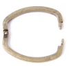 Clasp 26.5x20mm Necklace Shorteners Antique Gold